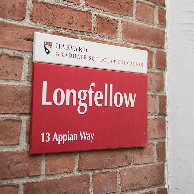 Longfellow Hall sign