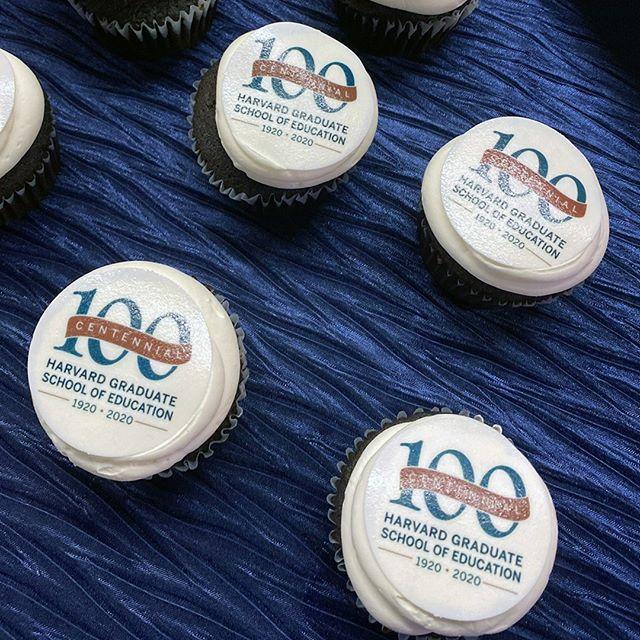 HGSE 100 Cupcakes