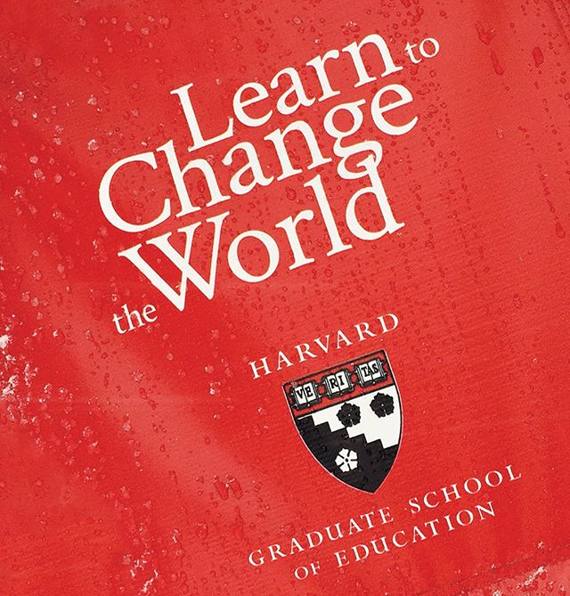 Learn to Change the World banner