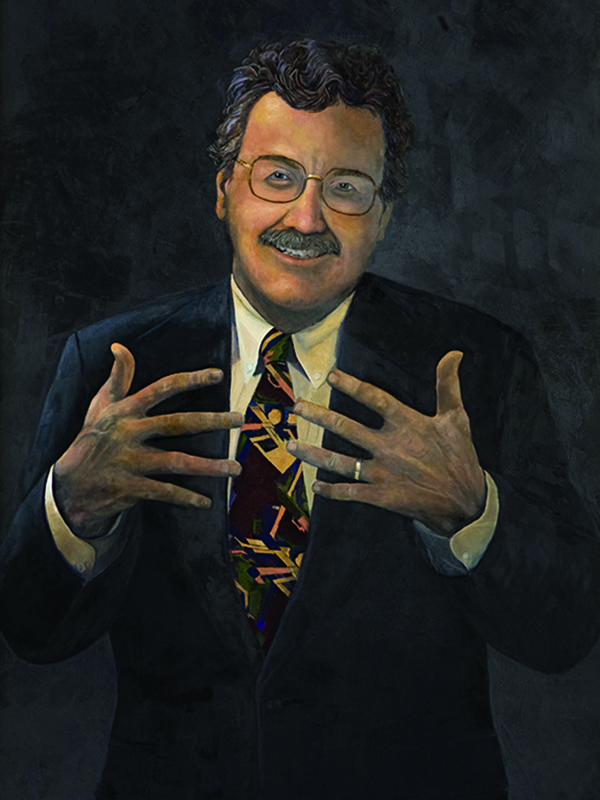 Jerry Murphy portrait