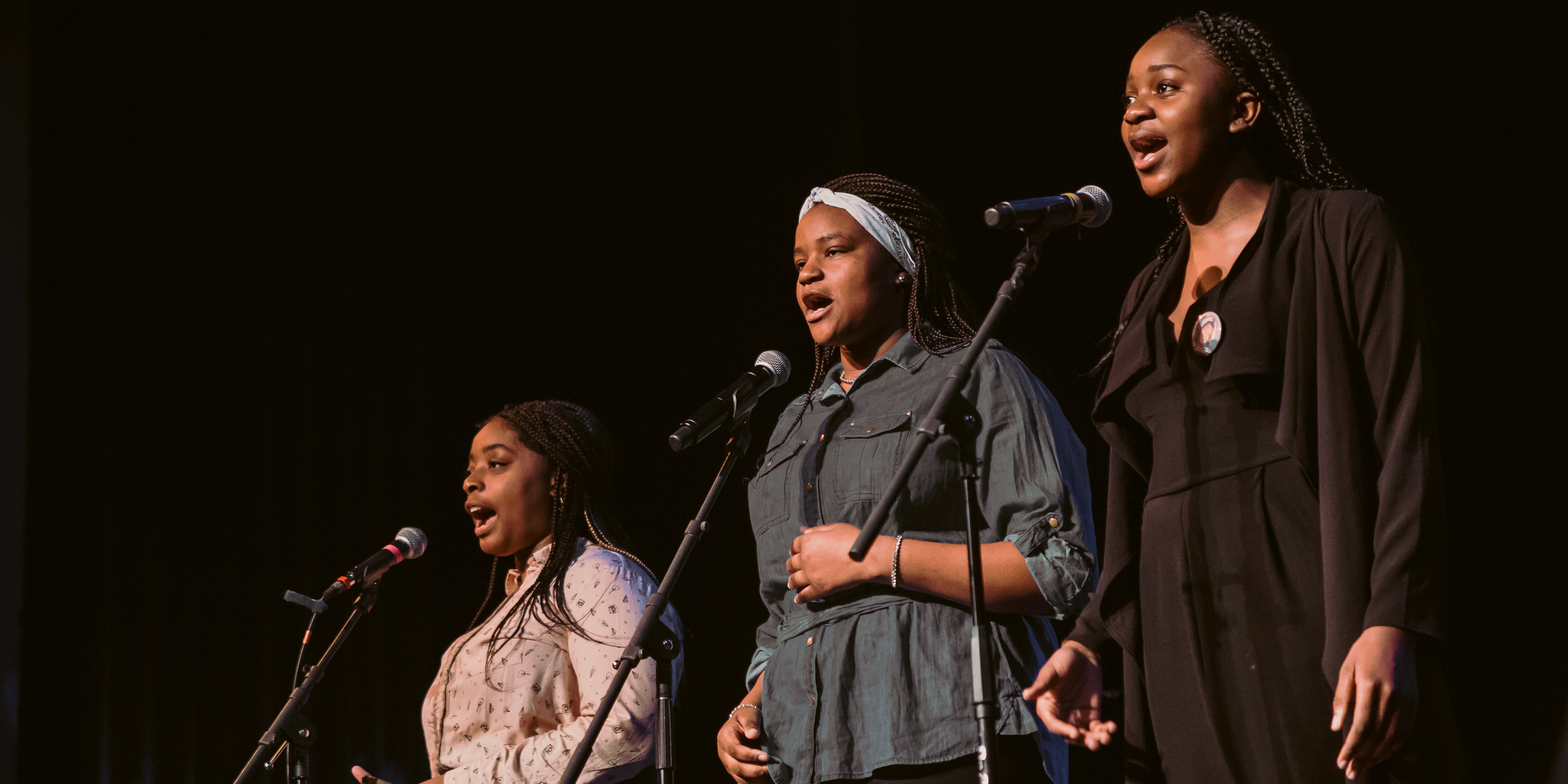 Lifting Youth Voices through Spoken Word   Harvard Graduate