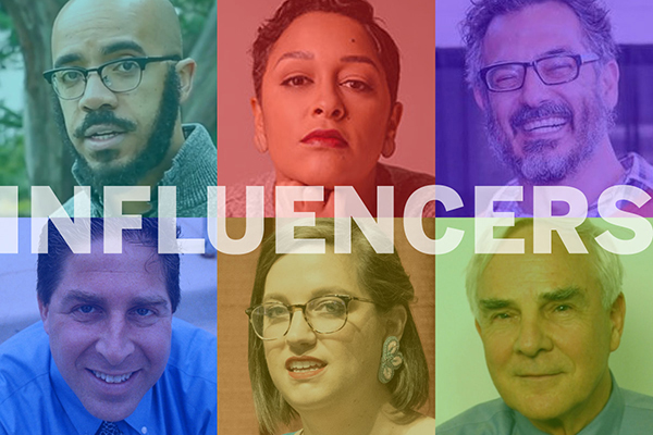 Influencers Mosaic