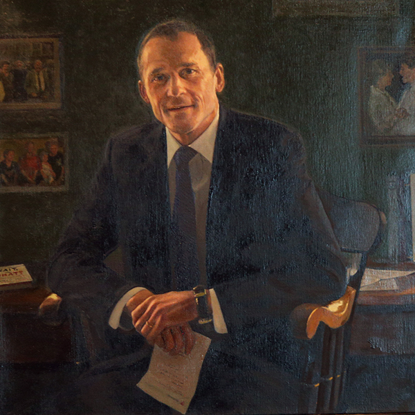 James Ryan portrait