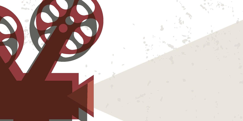 film camera illustration