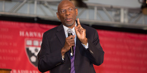 Geoffrey Canada, photo by Lisa Abitbol