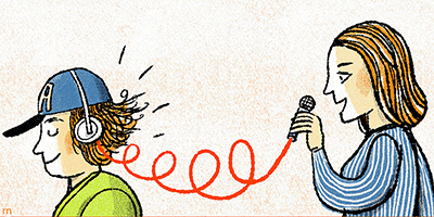 Adolescence illustration