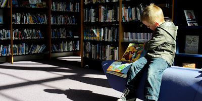 Libraries for the 21st Century: It's A Family Thing
