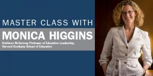 Master Class with Monica Higgins