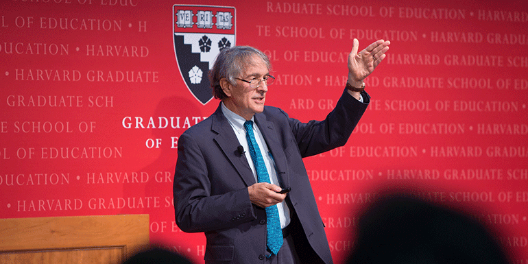 Photo of Professor Howard Gardner