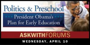 Obama's Plan for Early Education