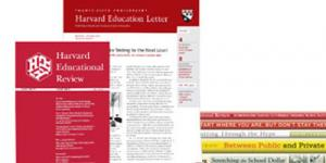 Harvard Education Letter