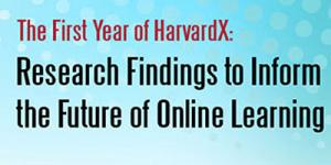 The First Year of HarvardX