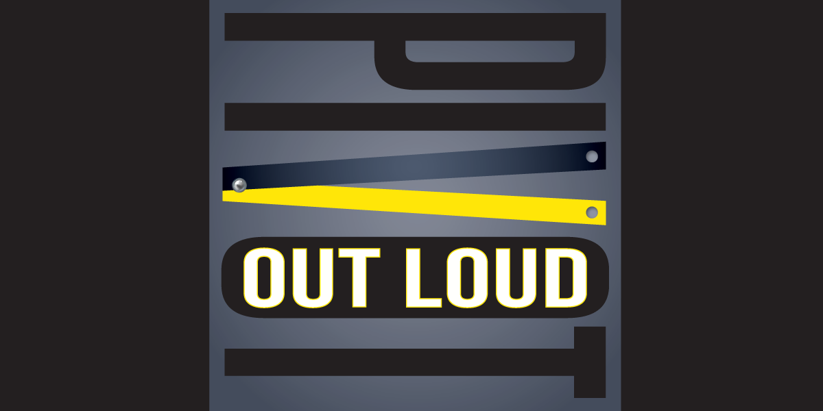 Pivot Out Loud logo