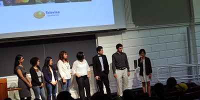 Televisa event