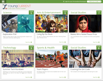 YoungCurrent screen