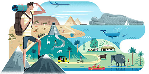 Illustration by Ben Kirchner
