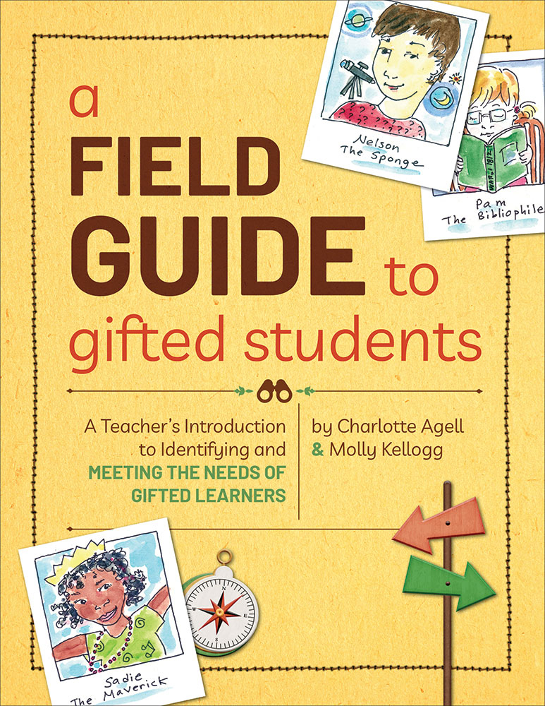 A Field Guide to Gifted Students cover