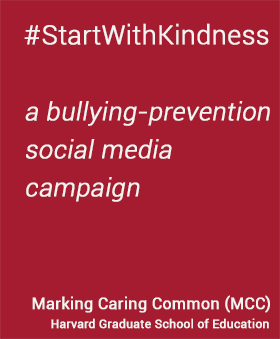 #startwithkindness: a bullying-prevention social media campaign