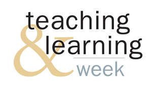 Teaching and Learning Week logo