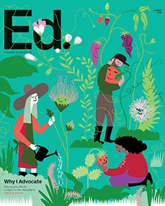 Ed. magazine Summer 2018