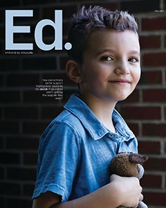 Fall 2017 Ed. magazine