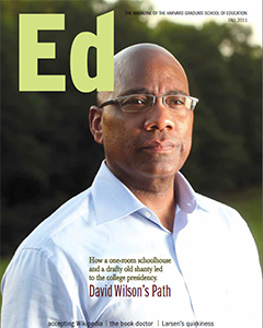 Cover of Ed Magazine Fall 2011