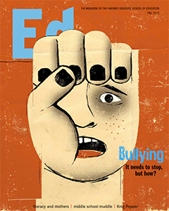 Cover of Ed Magazine Fall 2012