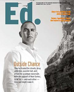 Cover of Ed Magazine Summer 2010