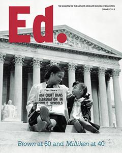 Cover of Ed Magazine Summer 2013