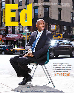 Cover of Ed Magazine Summer 2012