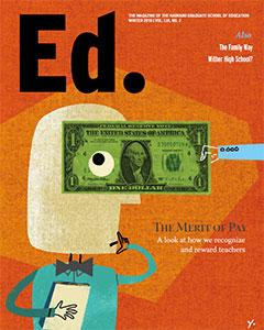 Cover of Ed Magazine Winter 2010