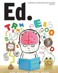 Cover of Ed Magazine Winter 2011