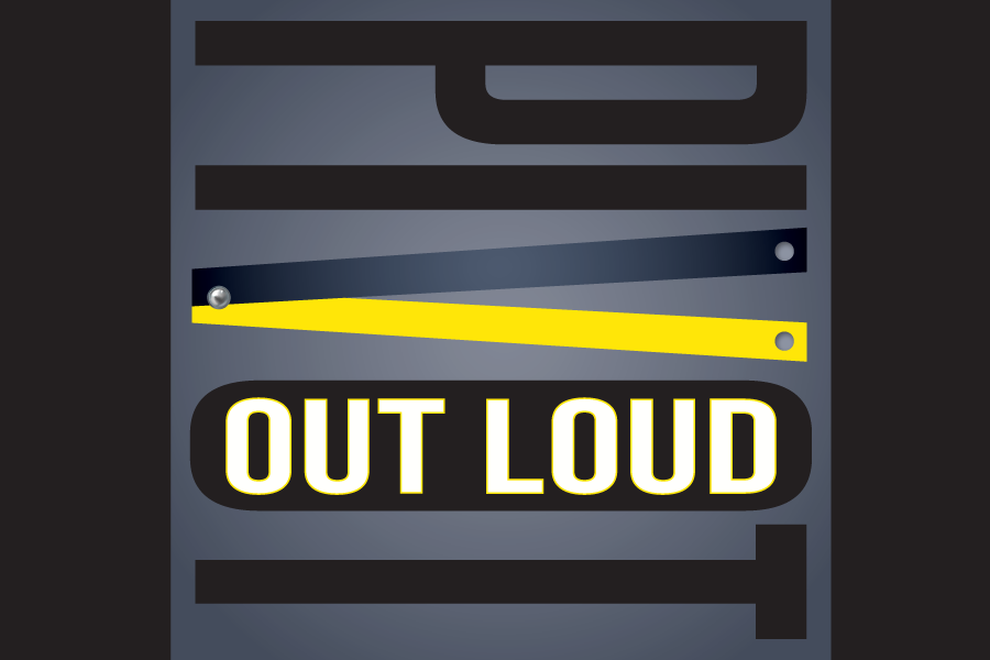 Pivot Out Loud logo