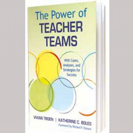Book Cover: Power of Teacher Teams