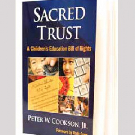 Book Cover: Sacred Trust