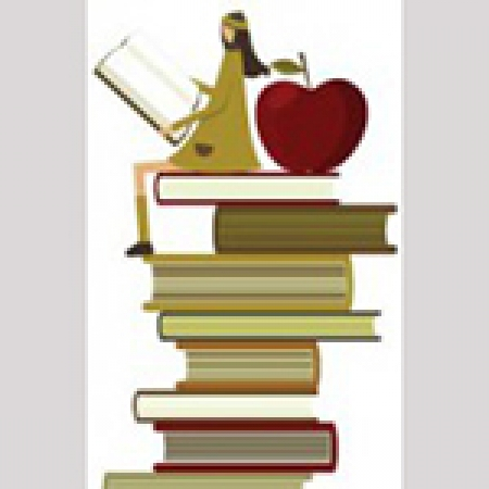 Stack of books, illustration by istockphoto.com