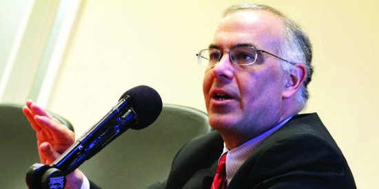 Harvard EdCast David Brooks