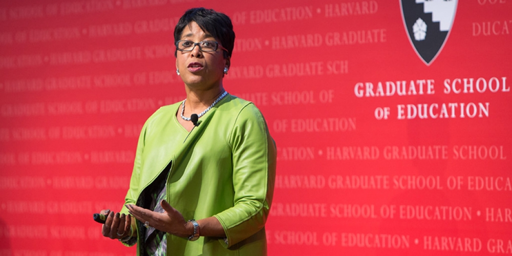 Photo of Professor Karen Mapp