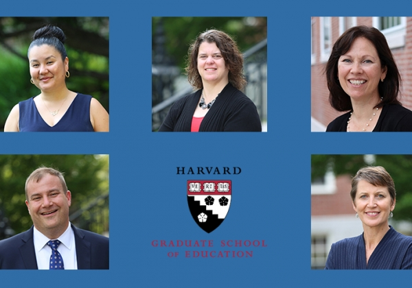 New faculty at HGSE