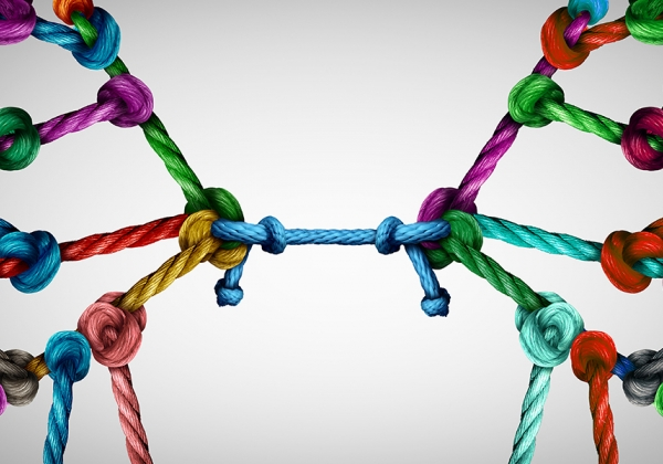 Colorful Knots