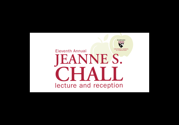 Jeanne Chall Lecture
