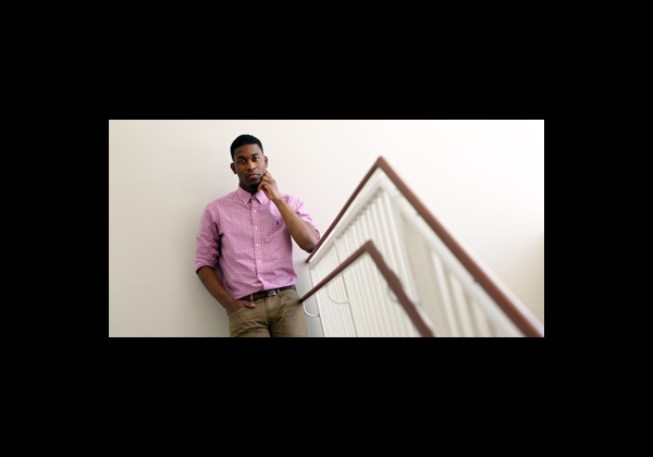 Shifting Perspective: Jamarcus Purley, EPM'16