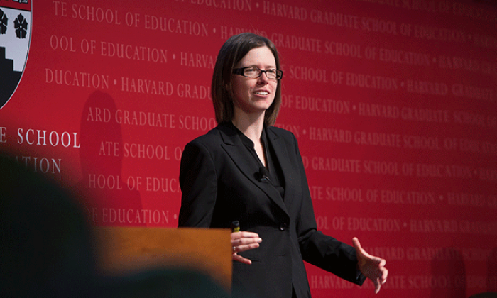 Photo of Assistant Professor Karen Brennan