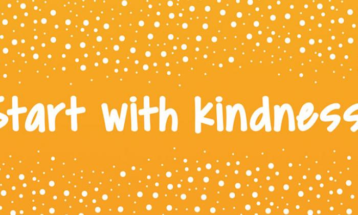 start with kindness