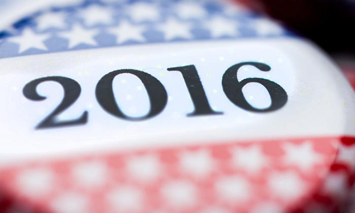 photo of election 2016 pin