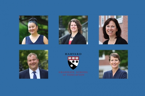new HGSE faculty 2019