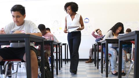HTF student teaching