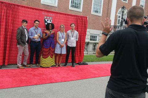 Crimson Carpet: Orientation 2017