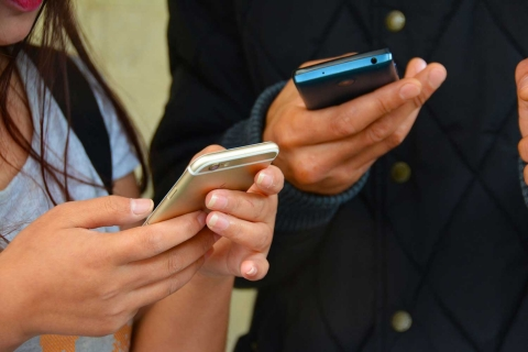 Smartphones, Teens, and Unhappiness