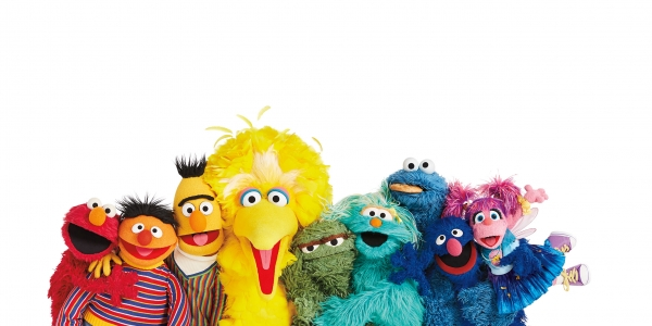 The Sesame Street Muppets